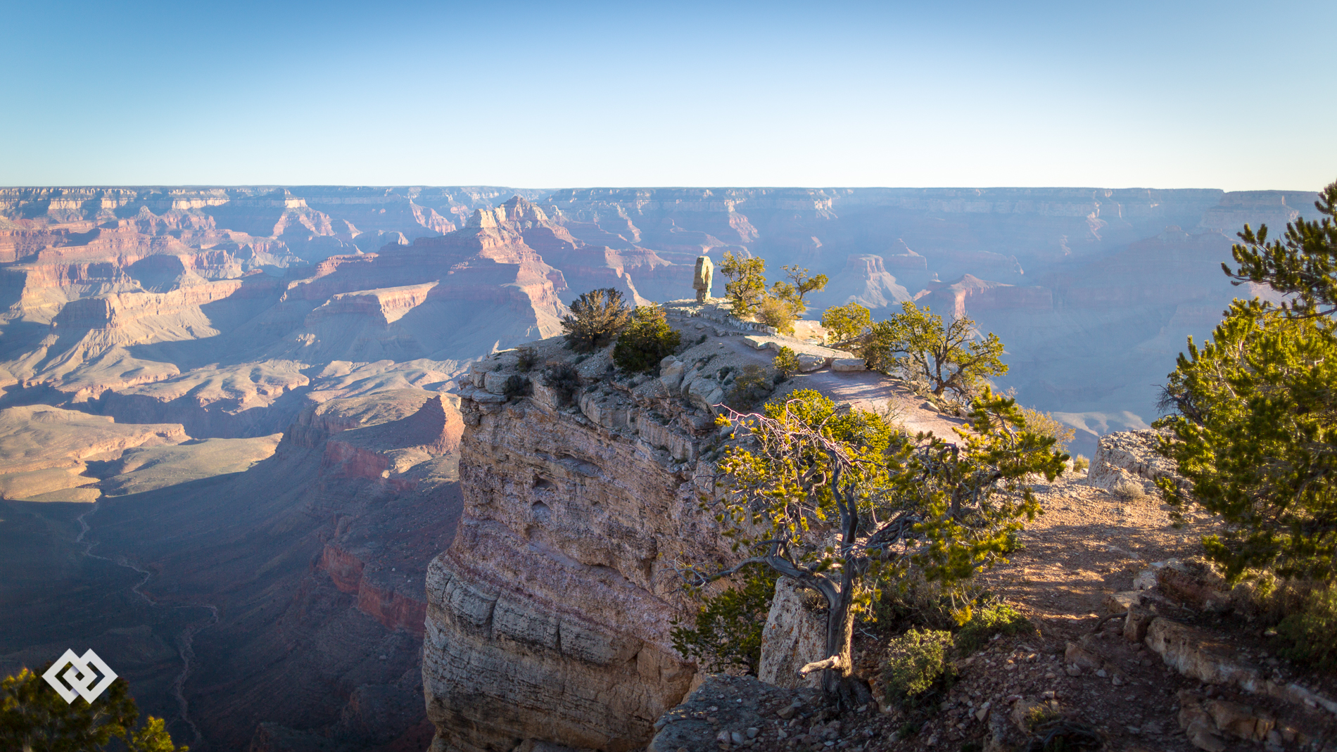 Shoshone Point, The Grand Canyon