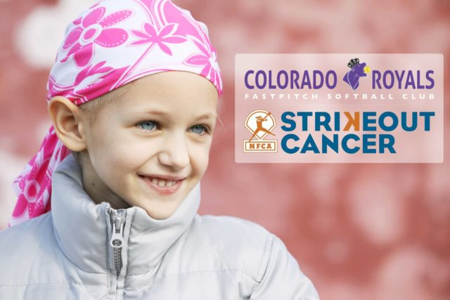 Royals Join NFCA to StrikeOut Cancer